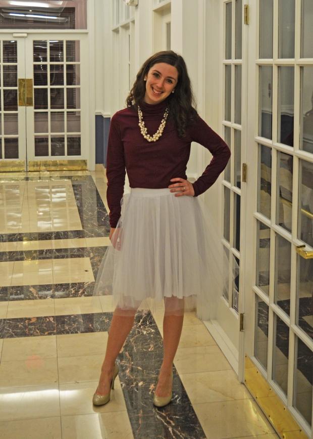 Tulle Skirt Tutorial