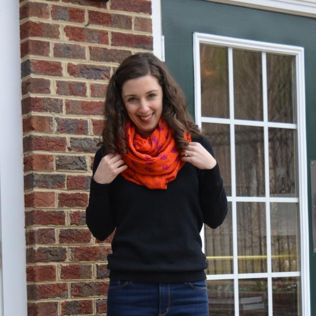 4 Ways to Wear a Scarf