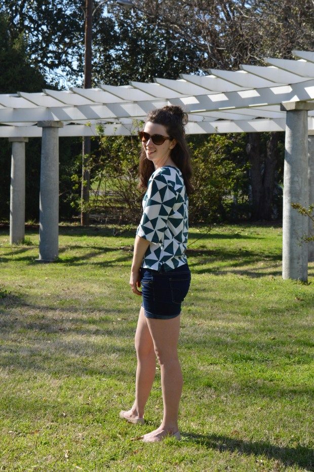 Spring Outfit | Hunting for Pink Flamingos