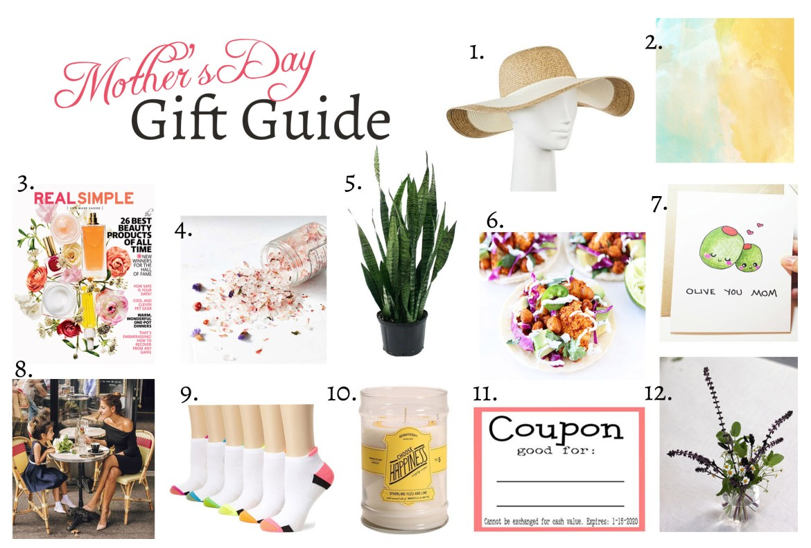 Mother's Day Gift Guide | Hunting for Pink Flamingos